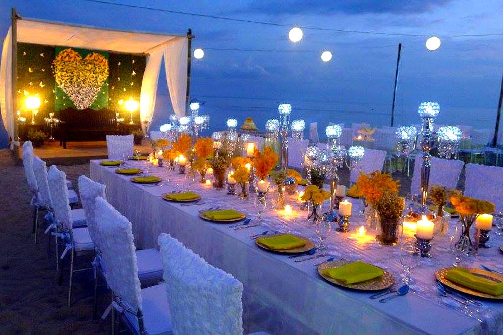 Wedding Package Kabayan Beach Resort
